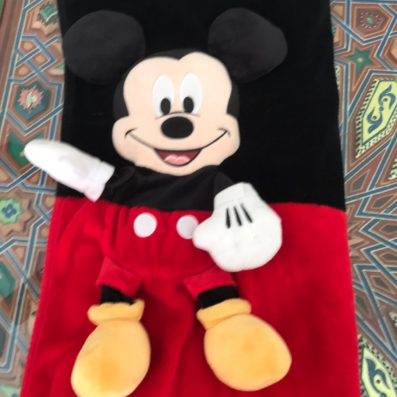 Disney Parks. Mickey Mouse blanket